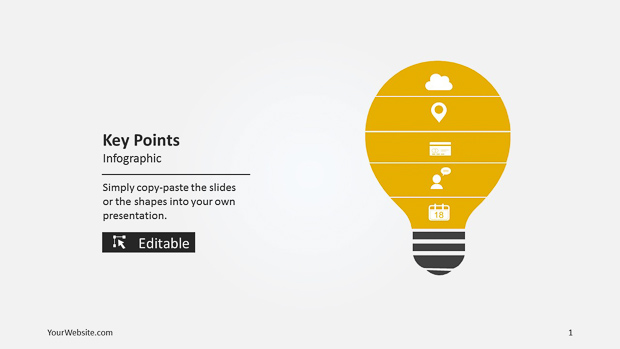 Infographic Ideas Powerpoint Charts Tutorial