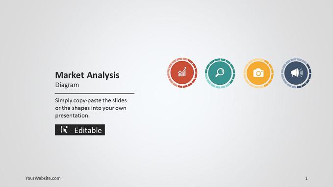 Graphic page 2 slide ocean market analysis powerpoint template toneelgroepblik Gallery