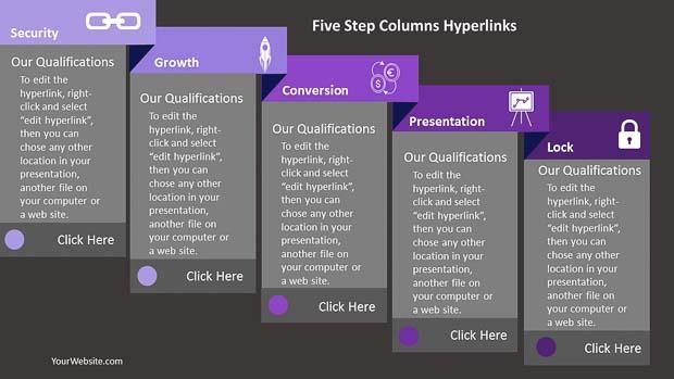 how to make columns on google slides