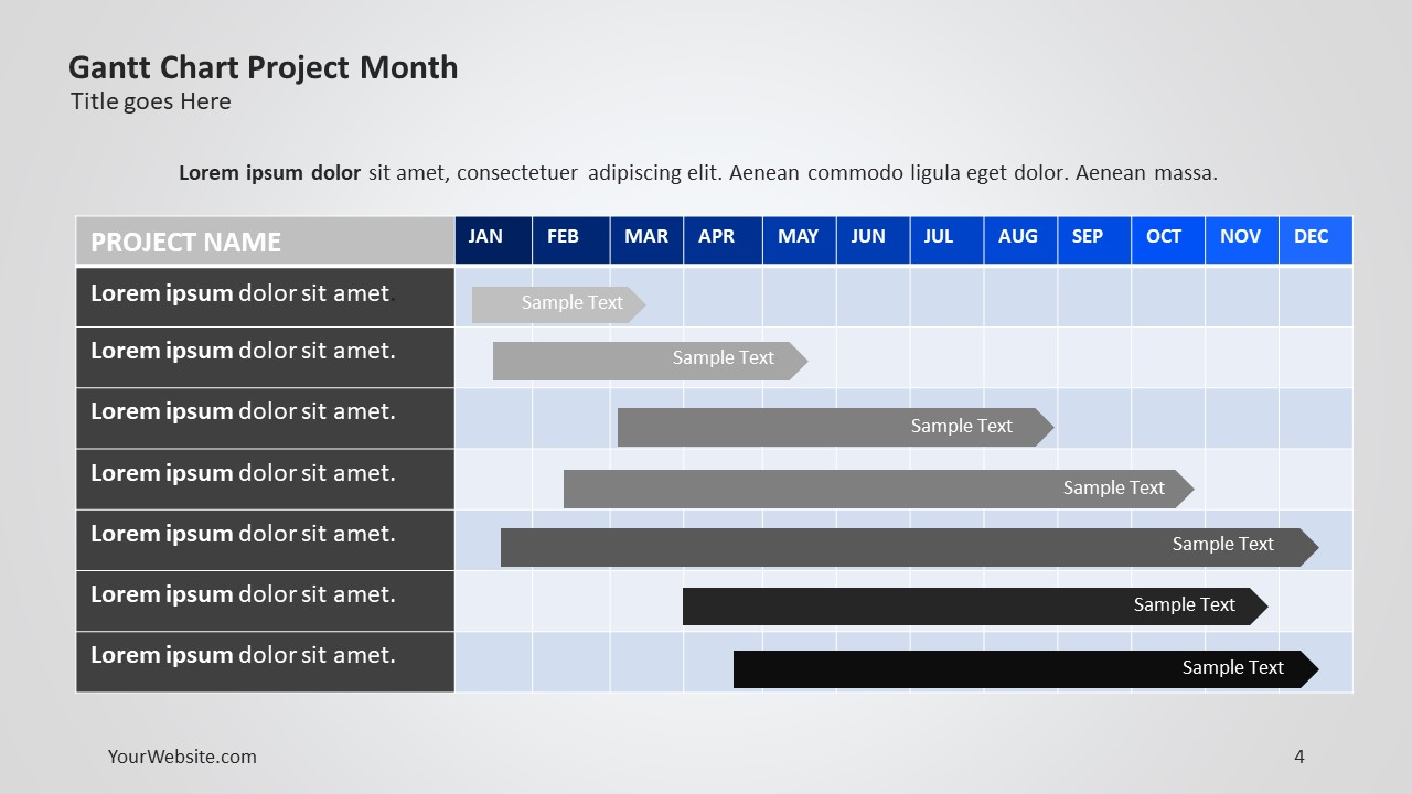 gantt chart ppt electrical wire colours 1999 club car wiring diagram, Powerpoint templates